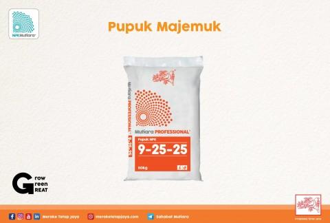 Pupuk Majemuk PT Meroke Tetap Jaya