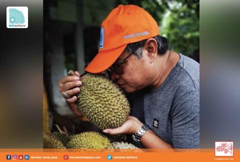 Rahasia Durian Enak