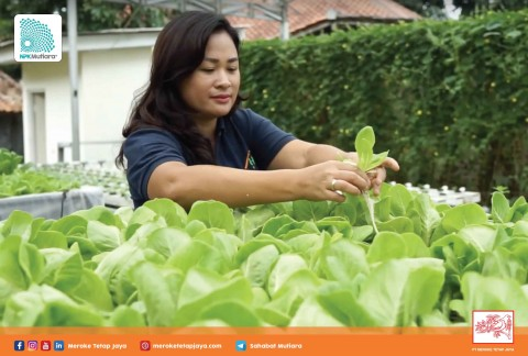 Harti Kurniawan (Owner Hijos Farm) - Kartini Indonesia