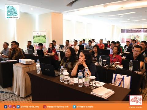 Lebihi Kuota, Peserta Antusias Ikuti Pelatihan Meracik Nutrisi di Medan
