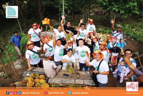 Keseruan Berburu Durian ke Timur Sumatera Bareng Durian Traveller