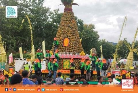 Kenduren Durian Wonosalam 2020