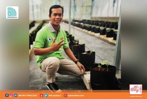 Ubah Passion Jadi Rupiah dari Industri Hidroponik Melon