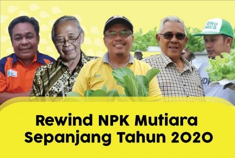 Rewind NPK Mutiara Sepanjang Tahun 2020